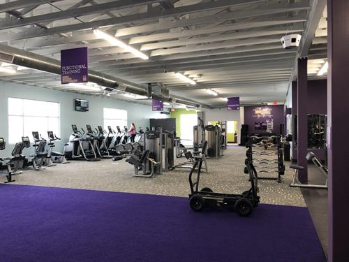 Strength Training & Cardio