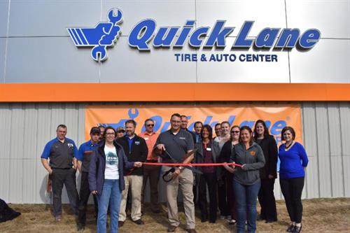 Quick Lane Opening 2018