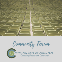 Image for Chamber Forum Recap: What can we expect from the Chamber, Visit Estes Park and the EDC