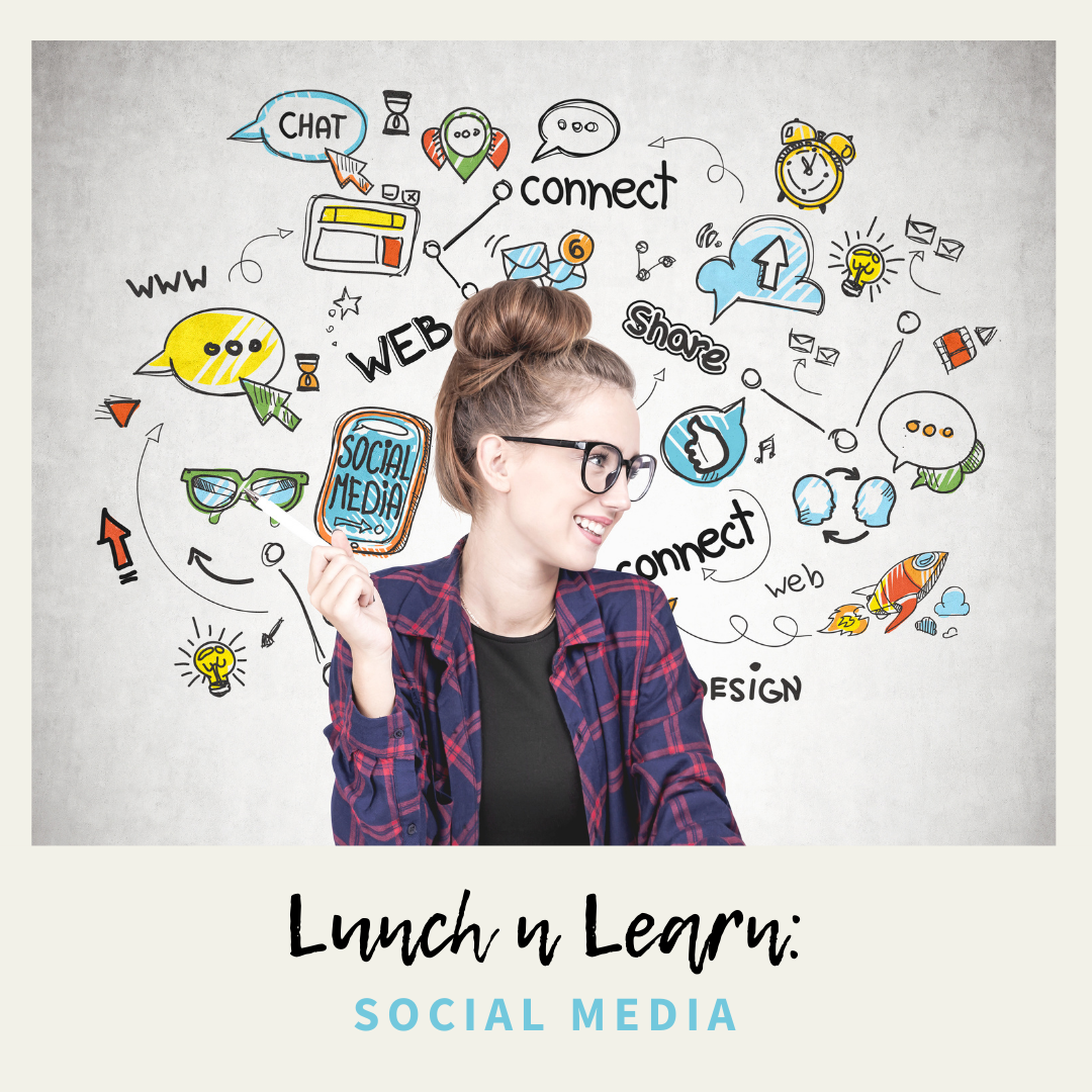 Image for Lunch n Learn Recap: Social Media