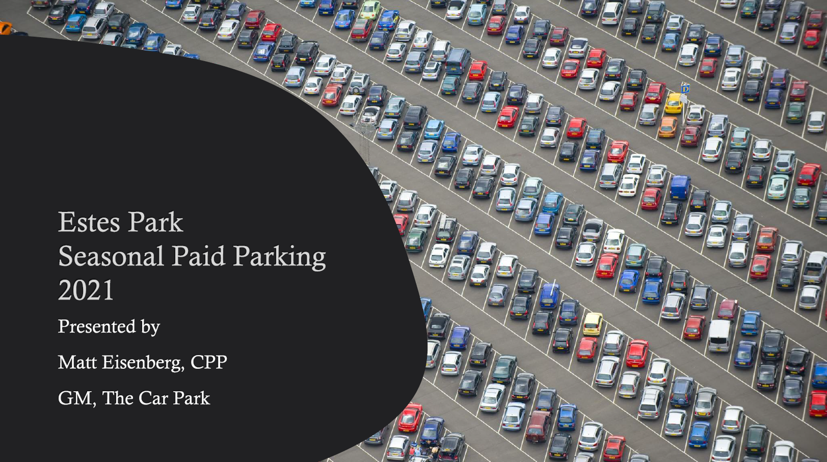Image for Rollout of Paid Parking Recap