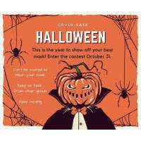 Halloween Business Registration