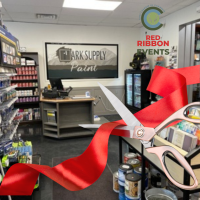 Ribbon Cutting: Park Supply Paint
