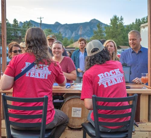 We often host fun events like game nights, hike clubs, community potlucks, educational series, craft nights, parties, and more! Check our events calendar for more info.