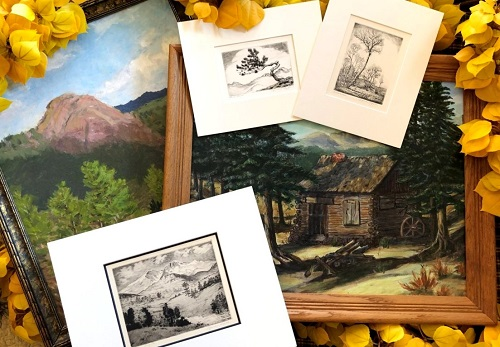 Vintage Artwork and Photos