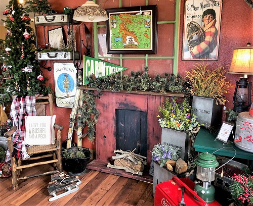 Vintage Cabin and Camp Decor