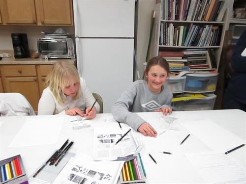 Kid's Art classes