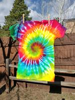 Tie-Dye Friday! Make Your Own Tie-Dye Class