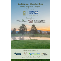 2nd Annual Chamber Cup Golf Tournament August 13, 2021