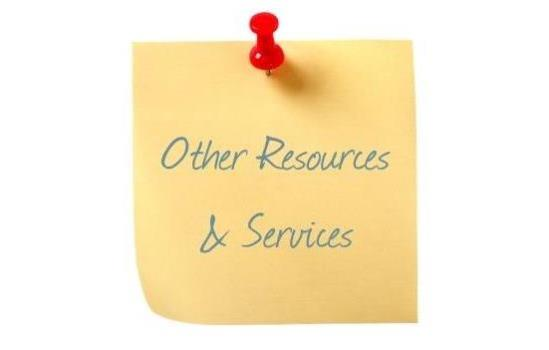 Other Resources & Services