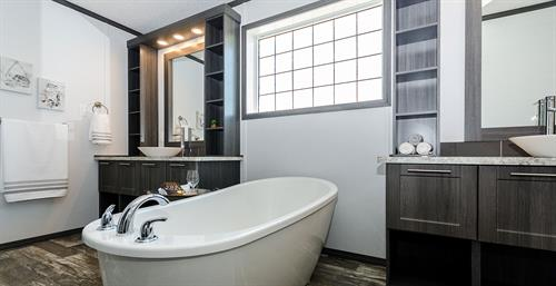 Bathroom possibilities