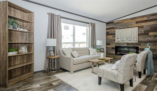 Living room options