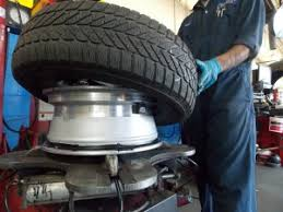 Tire repairs and sales
