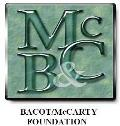 Bacot/ McCarty Foundation