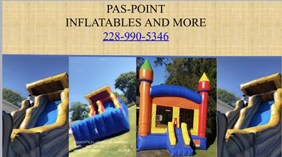 PAS POINT INFLATABLES AND MORE