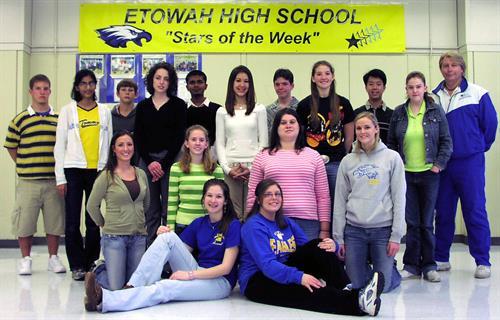 Etowah HS, Woodstock, GA, Stars of the Week