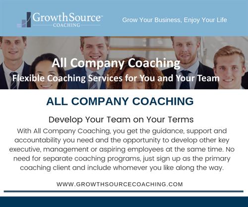All Company Coaching Service