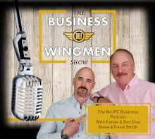 Business Wingmen Podcast Show- Tuesday's at 4pm PST