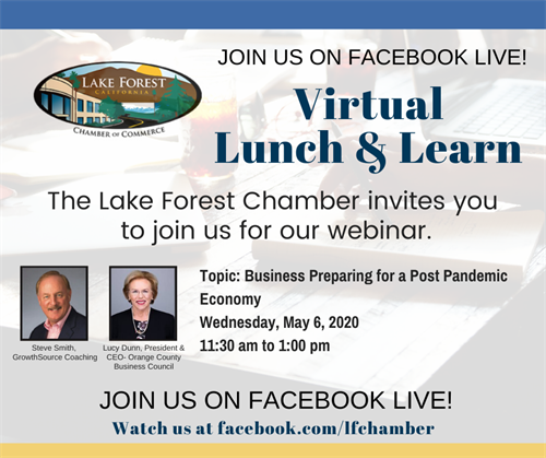 Lunch & Learn Networking Events
