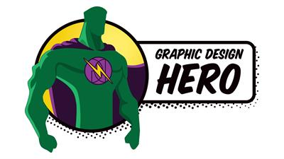 Graphic Design Hero