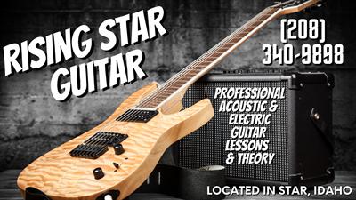 Rising Star Guitar
