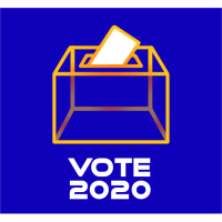 VOTE 2020 with Cramer Verde