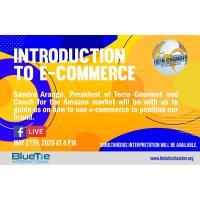 FB Live/ Intro to E-Commerce