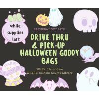 Halloween Goody Bag Pickup