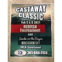 Castaway Classic Redfish Tournament & BBQ Cookoff