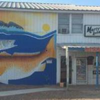 Marty's Landing & Mama's Kitchen - Port O'Connor