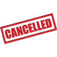 Cancelled Library Meetings