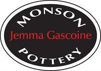 Jemma Gascoine at Monson Pottery