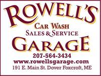 Rowell's Garage & Car Wash