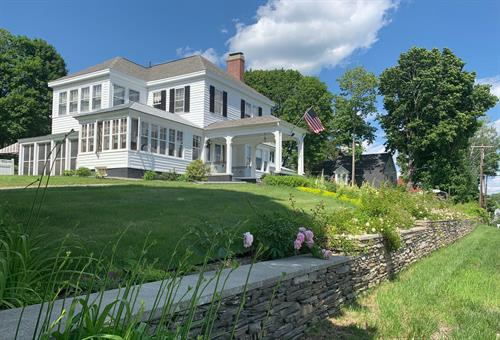 Brewster Inn in Summer