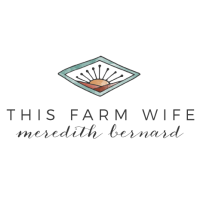 This Farm Wife, Owner, Meredith Bernard - Connecting Caswell Leadership Series
