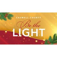 Be the Light - Caswell County Lights Tour