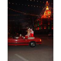 REVERSE Christmas City Parade of Lights Display-Drive by event