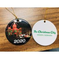 Christmas City Holiday Ornament Purchase