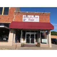 Cozy Corner Café/Christmas City Cafe