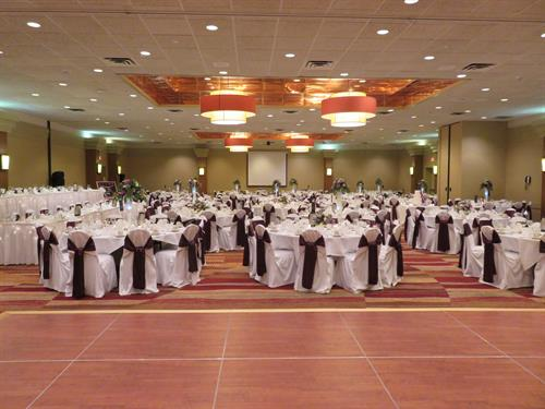 Ballroom (East, Central, & West) Meeting Space