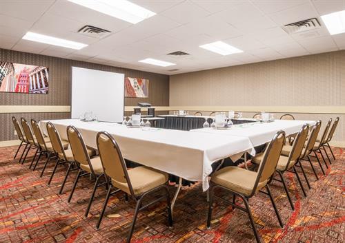 Boardroom Meeting Space