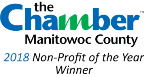 Manitowoc Public Library was voted winner for the 2018 Non-Profit of the Year by the Chamber of Manitowoc County!