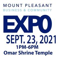 2021 Mount Pleasant Business and Community  Expo