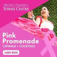 Pink Promenade Catwalk + Cocktails