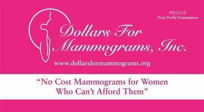 Dollars for Mammograms