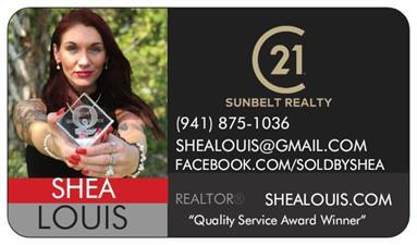 Shea Louis - Century 21 Sunbelt Realty, Inc