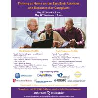 Thriving at Home: Activities and Resources for Caregivers