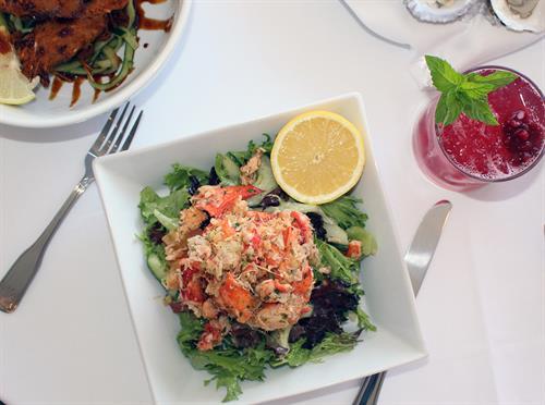 Lobster No Roll