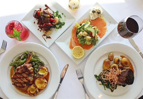 Dinner & Weekend Lunch