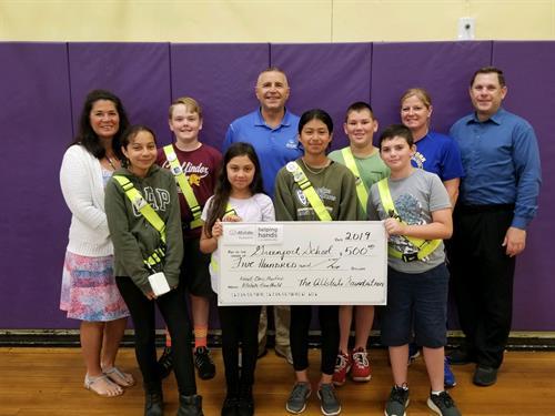 Agency Grant to Greenport School